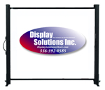 "Amsterdam 50"" Portable Table top screen"