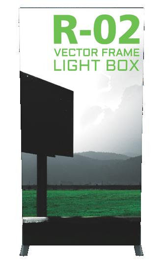 Geometric Light Box R-02