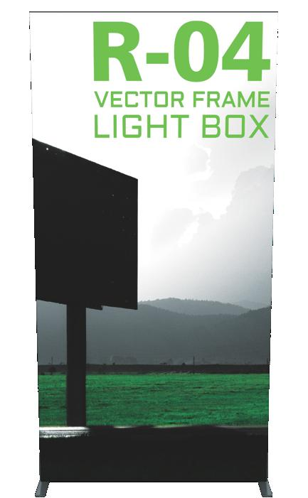 Geometric Light Box R-04