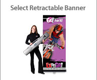 Select Banner Stand