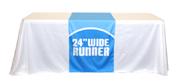 """24"""" full table runner"""