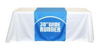 """30"""" Economy table runner"""