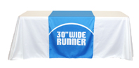 """30"""" full table runner"""