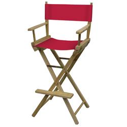 Director Chair Bar Height (Unimprinted)